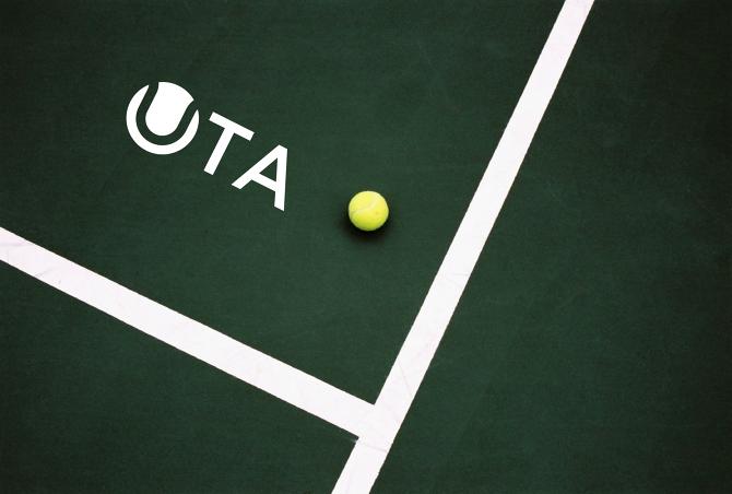 Uta Running Website Design