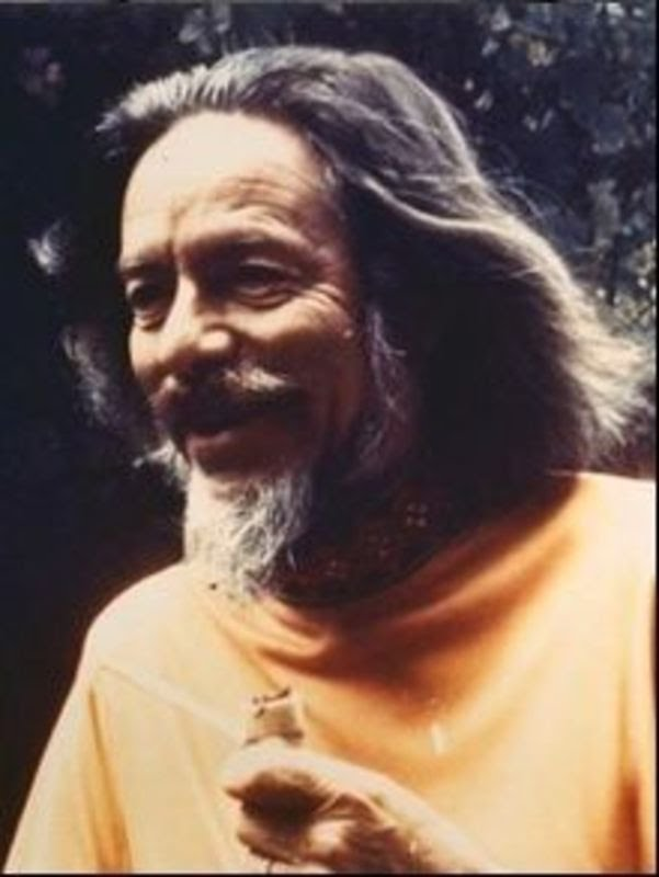 Who is Alan watts and what is his major contribution to the 20th century?