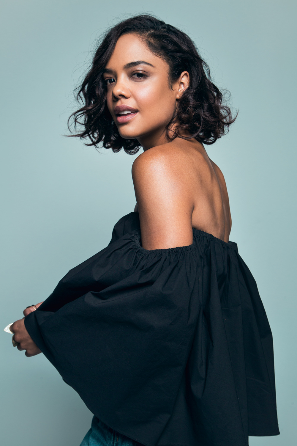tessa thompson музыка